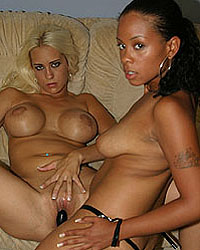 Olivia Winters & Trina Michaels
